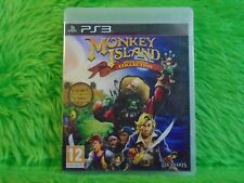 ps3 MONKEY ISLAND Special Edition Collection Playstation PAL UK  REGION FREE