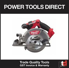 NEW MILWAUKEE 18V FUEL M18CS55 165MM CIRCULAR SAW SKIN ONLY - BARE TOOL