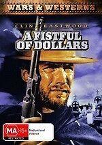 A Fistful Of Dollars * NEW DVD * Clint Eastwood