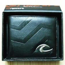 New with Box Rip Curl Men's Surf PU Leather Wallet  VALENTINE Gift #011