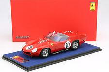 Ferrari TR61 #10 Winner 24h LeMans 1961 Gendebien, Hill 1:18 LookSmart