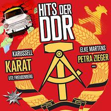 CD Hits Der DDR von Diverse Interpreten