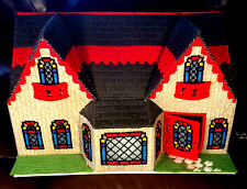 """CHRISTMAS GIFT HAND-CRAFTED NEEDLECRAFT Wool 22"""" DOLLS HOUSE & Furniture Figures"""