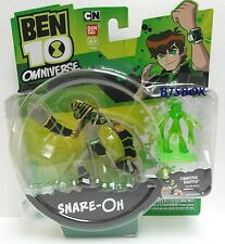 BEN 10 Snare-Oh Omniverse Action Figure #32616 Snare O Rare New Toy
