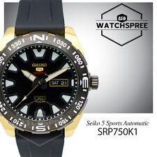 Seiko 5 Sports Automatic Watch SRP750K1
