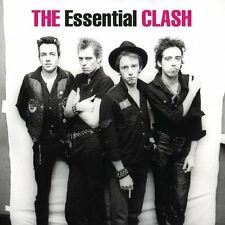 THE CLASH The Essential 2CD DOUBLE Best Of BRAND NEW