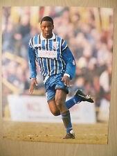 Original Press Photo (10x8)- DENNIS BAILEY, Gillingham FC
