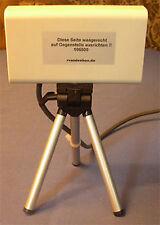 12 dBi WLAN Richt Antenne   Verstärker + Standfuss + 3 m H155 + TNC RP Stecker