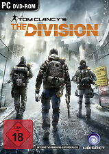 Tom Clancy's The Division (PC, 2016, DVD-Box) NEU & OVP