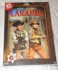 Laramie: The Complete Second Season 2 Two - NEW SEALED DVD Box Set