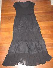 Ladies GORDON SMITH Black Dress Size 8