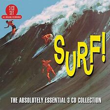 SURF: THE ABSOLUTELY ESSENTIAL - NEW CD ALBUM