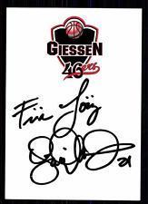 Unbekannt Giessen 46er 2004/05 TOP AK Original Signiert +A 12958 + A 71526