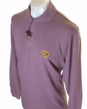 Bnwt Mens Authentic Burberrys Of London Long Sleeve Polo Shirt Xlarge New