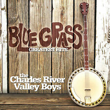 CD Bluegrass von The Charles River Valley Boys Greatest Hits
