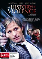 A HISTORY OF VIOLENCE DVD MOVIE VERY GOOD CONDITION PLATINUM COLLECTION EDITION!