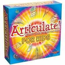 NEW! Articulate for Kids Board Game
