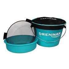 NEW Drennan Fishing Bait Bucket Set - 25L - TGBU025