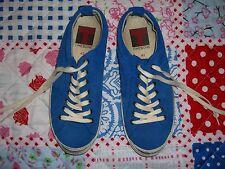 Timezone Melton Schuhe Herren Sneaker Blau Gr EU 42 Leder