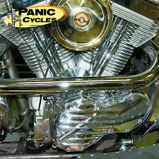 XZOTIC PANHEAD GENERATOR STYLE TIMING COVER FOR HARLEY TWINCAM TC 1999-2012