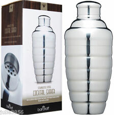 KitchenCraft Bar Craft 0.5 Litre Stainless Steel Cocktail Shaker