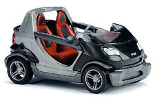 Smart Crossblade 2002–03 black black 1:87 Busch