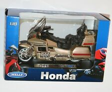 Welly - HONDA GOLD WING - Motorbike Model Scale 1:18