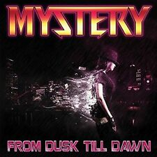 MYSTERY - From Dusk Till Dawn - CD Neu New