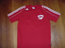Ladies Small or Youth Large Red Adidas Soccer Jersey/Shirt, Gettysburg, #21