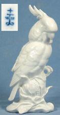 Kakadu vogel figur porzellan gemarkt porzellanfigur lichte parrot
