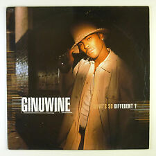 """12"""" Maxi - Ginuwine - What's So Different? - B4246 - washed & cleaned"""