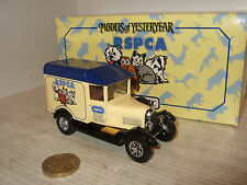 New Matchbox YCH04,1929 Morris Light Van for RSPCA in 1:43 Scale.