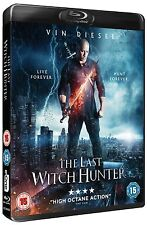 The Last Witch Hunter Blu Ray (Vin Diesel) New/Sealed