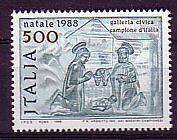 Italien Michelnr.2068 postfrisch (interne Nr.77)