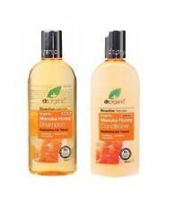 Dr Organic Manuka Honey Shampoo and Conditioner Combo 2x 265ml