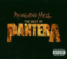 PANTERA - REINVENTING HELL: THE BEST OF CD AND DVD SET