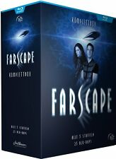 Farscape - Verschollen im All - Komplettbox - Staffel 1 2 3 4 5 - [25 BLU-RAY's]