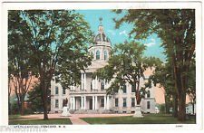 AK US USA Post Card State Capitol Concord ungelaufen