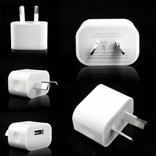 5V 2A AU Plug USB Wall Charger Power Adapter for iphone 4/4S/5/5S/6/6S/6 Plus