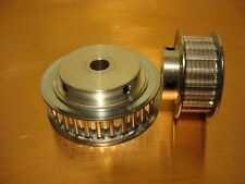 T5 Timing Pulley 16mm wide tapped with grubscrews 15 teeth with 10mm bore