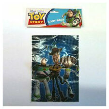 Party Supplies Birthday Toy Story Loot Bags Pack of 8