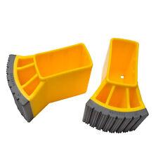 Traversenschuhset gelb 60x30 Hymer 0053485 (0078039) Kappe Füße Traverse Leiter