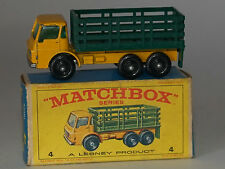 Matchbox 4d Dodge Stake Truck - good original