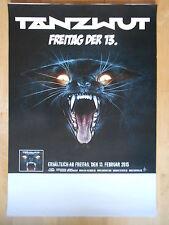 TANZWUT 2015 TOUR    orig.Concert-Konzert-Tour-Poster-Plakat DIN A1