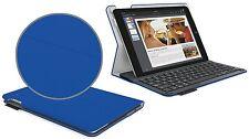 Logitech TYPE+ Schutzcase integrierter Tastatur für iPad Air 2 Air2 UK QWERTY BL