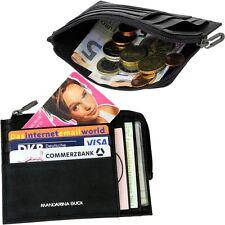 MANDARINA DUCK Damen/Herren Geldbörse EC-Karten Kreditkarten Geldschein Etui NEU