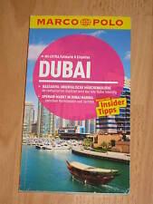 """Marco Polo Reiseführer """" Dubai """" mit extra Faltkarte"""