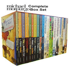 Michael Morpurgo 20 Books Collection Box Set War Horse, Private Peaceful NEW PB