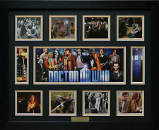 Doctor Who Limited Edition Signature Framed Memorabilia New (b)