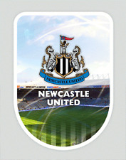 Small 3D Universal Sticker Newcastle Utd Football Club Official for Phone iPod